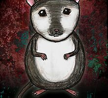 Gemma the Gerbil by Studio8107