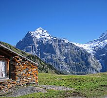 swiss mountains II by Jo-PinX