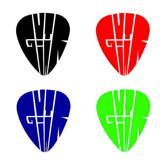 Guitar by creativecamart