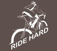Ride Hard Roadie (dark) by KraPOW