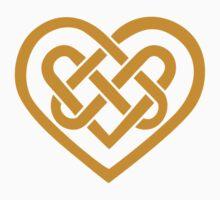 CELTIC HEART - INFINITE LOVE & LOYALITY Kids Clothes