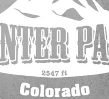 Winter Park Colorado Ski Resort Sticker