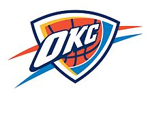 OKC Thunder by jsipek