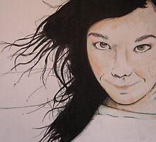 Björk (2011) by Rusku