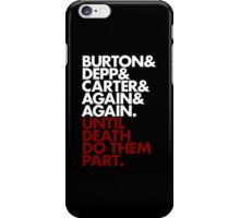 Platinum Trio iPhone Case/Skin