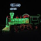 Christmas Train by Tisha Clinkenbeard