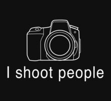 Photographer. I shoot people by careers