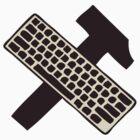 hammer and keyboard by SofiaYoushi
