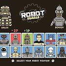 Robot Rumble by thehookshot