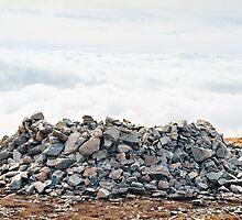 High Tatras in Fall IX. by Zuzana Vajdova