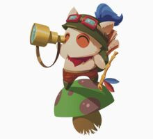 MiniChamps - Teemo by finch20046
