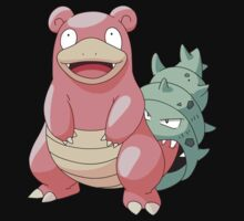 Slowbro by MariaDesign