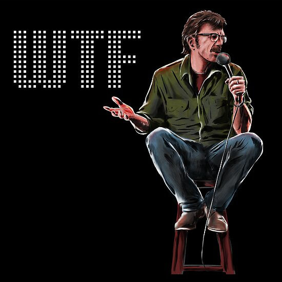 WTF with Marc Maron by uberdoodles