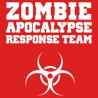 Zombie Apocalypse Response Team by keepers