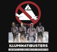 ILLUMINATI BUSTERS by Mohamed Alajmi
