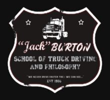 Jack Burton Trucking by whatdavedoes