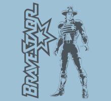 BraveStarr - Marshall BraveStarr - Black Line Art by DGArt