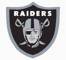 Oakland Raiders american football logos T-Shirts ,Stickers by boomer321sasha