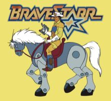 BraveStarr - Thirty Thirty and BraveStarr #2  - Color Kids Clothes