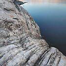 Rock Slide by Bob Larson