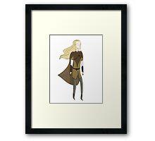 Legolas the Fabulous Framed Print