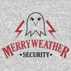 Merryweather Security Black and Red by MrHSingh