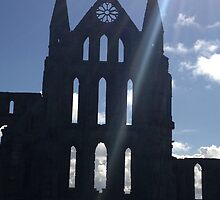 Whitby abbey by scara24