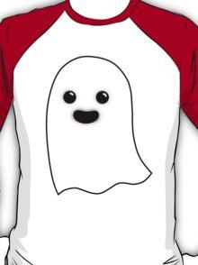 Horrifying Cute Ghost - Guy T-Shirt