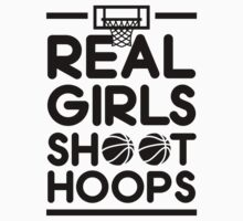 Real Girls Shoot Hoops by Look Human