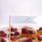 .fruit tart. by Natalia Campbell