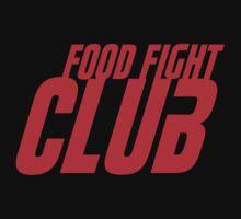 Food Fight Club by David Ayala
