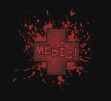 Medic bloody Cross by Toonlancer