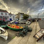 Appledore Quay  by Rob Hawkins