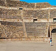 The Roman Theatre2, Amman by bulljup