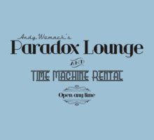Paradox Lounge and Time Machine Rental by jcharlesw