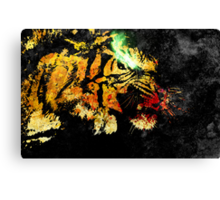Panthera Tigris Canvas Print
