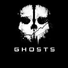 Call of Duty: Ghosts iPad Case by BrotherDeus