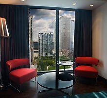 Blu Aqua Suite with View by Adam Bykowski