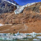 Angel Glacier by JamesA1