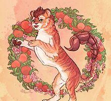 Peaches Manticore by RachelRoach