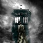Tardis Doctor Who Tenth  by casecute