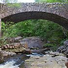 The Stone Bridge by Adrian Alford Photography
