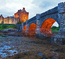 Eilean Donan Castle by Adrian Alford Photography