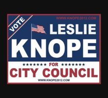 Vote For Knope! by MegnxNeko