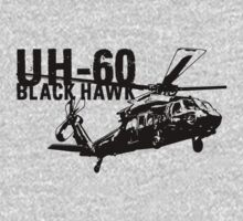 UH-60 Black Hawk Kids Clothes