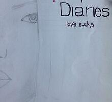Vampire diaries.  by elizarudowicz