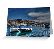 Hvar - Croatia  Greeting Card