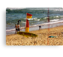 Relax And Take It Easy Canvas Print