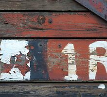 Didcot Railway Centre In Abstract by Simon Lawrence