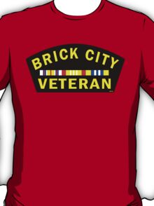 'Brick City Veteran' T-Shirt